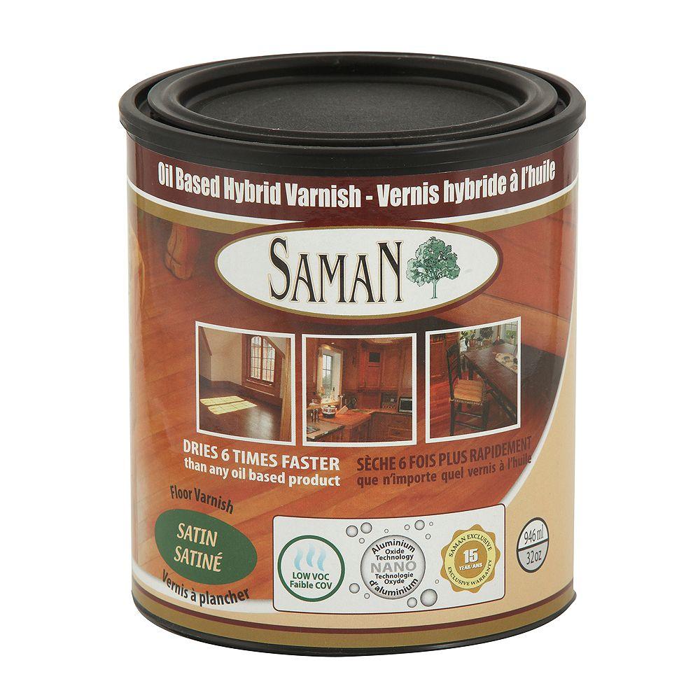 SamaN Vernis Hybride Satin 946ml