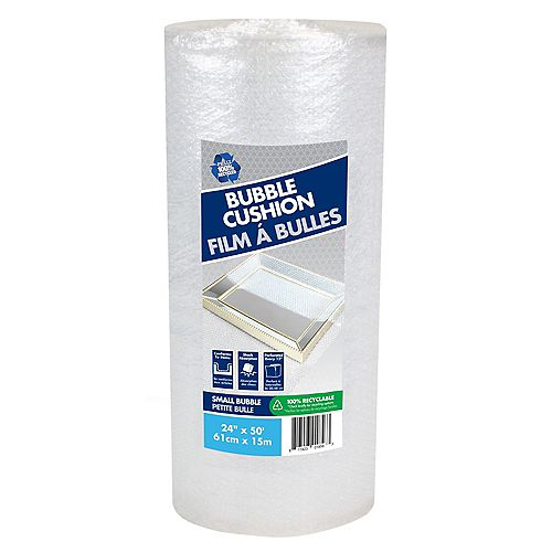 Bubble Wrap 3/16-inch x 24-inch x 50 ft.