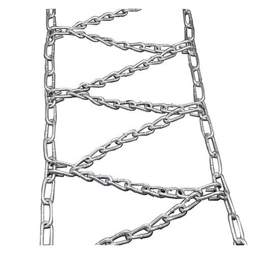 Chains/Tire - Zig Zag Pattern 13.00-inch X 4.00-inch - 6