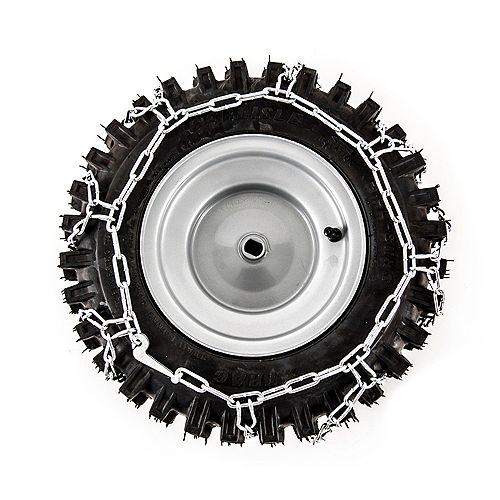 16.00-inch X 4.8-inch Chains/ Tire - 4 Link Spacing