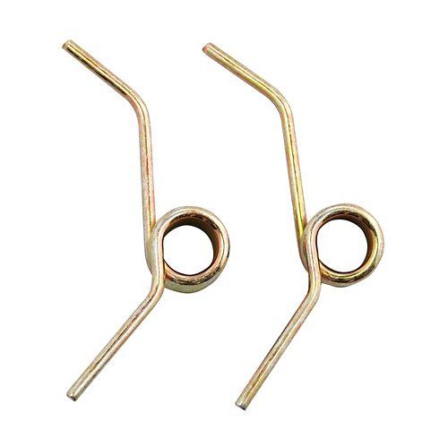 Dethatching Steel Snap Springs (2-Pack)