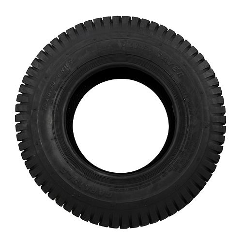 Pneu de rechange pour tracteurs de pelouse, 16 pox6,5-8 po