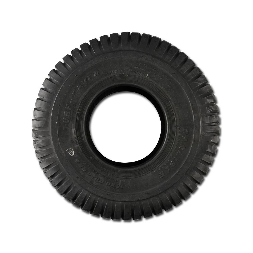Atlas 15-inch x 6-inch Lawn Tractor Replacement Tire