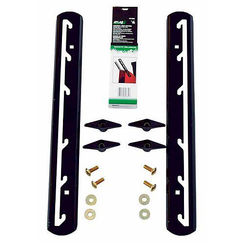 Universal Drift Cutter Kit for Snowblowers