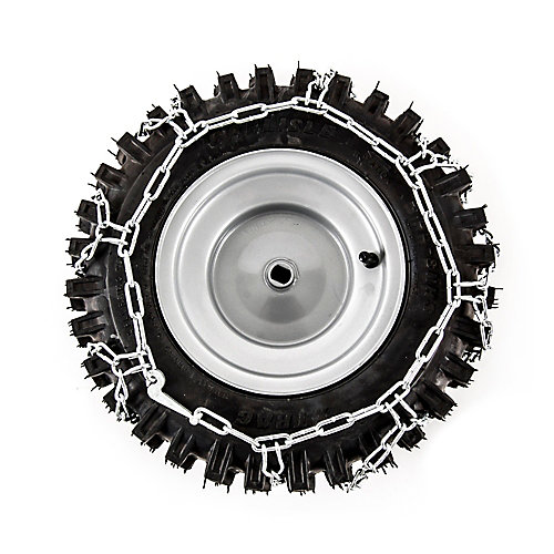 15.0-inch X 5.00-inch Snow Thrower Tire Chains