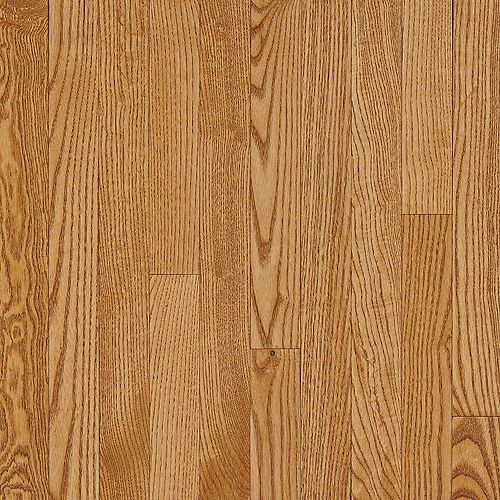 AO Oak Spice Tan 3/4-inch Thick x 2 1/4-inch W Hardwood Flooring (20 sq. ft. / case)