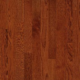 AO Oak Ginger Snap 3/4-inch Thick x 2 1/4-inch W Hardwood Flooring (20 sq. ft. / case)