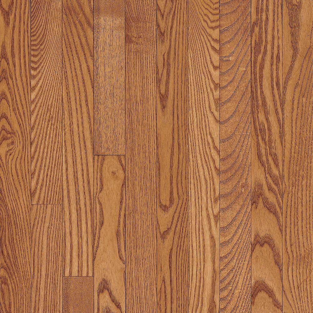 Bruce AO Oak Copper Light 3/4-inch Thick x 2 1/4-inch W Hardwood Flooring (20 sq. ft. / case)