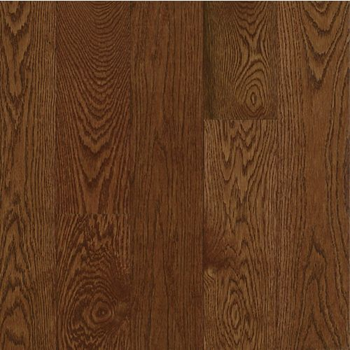 AO Oak Deep Russet 3/4-inch Thick x 3 1/4-inch W Hardwood Flooring (22 sq. ft. / case)