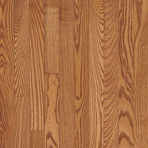 AO Oak Copper Light 3/4-inch Thick x 3 1/4-inch W Hardwood Flooring (22 sq. ft. / case)