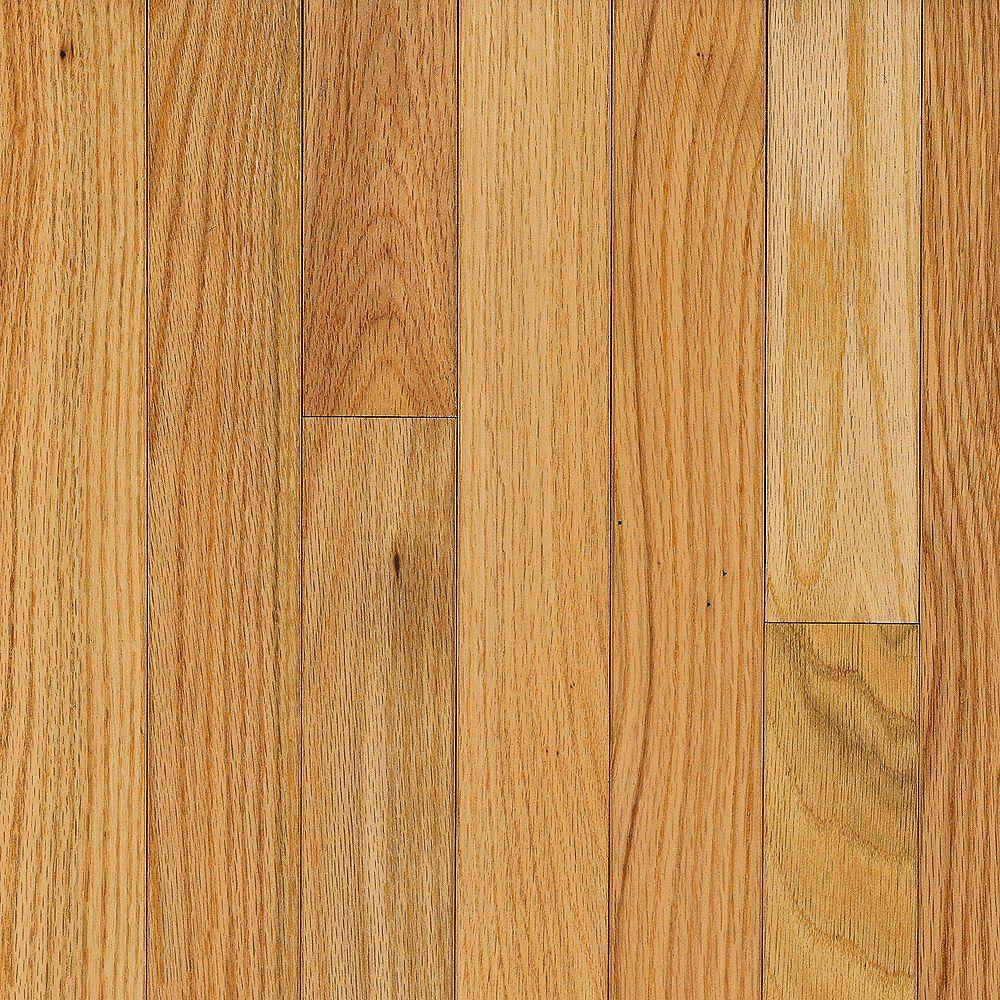 Bruce American Originals Natural Oak 3/4-inch x 5-inch Solid Hardwood Flooring (23.5 sq. ft. / case)