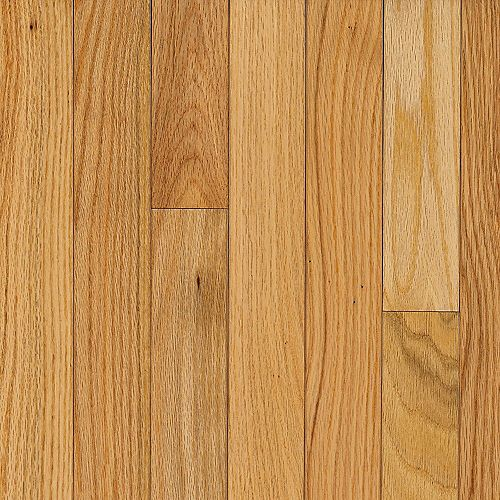 American Originals Natural Oak 3/4-inch x 5-inch Solid Hardwood Flooring (23.5 sq. ft. / case)