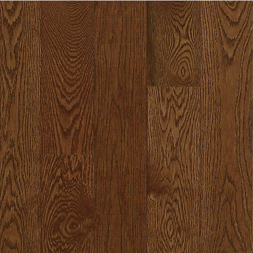 AO Oak Deep Russet 3/4-inch Thick x 5-inch W Hardwood Flooring (23.5 sq. ft. / case)