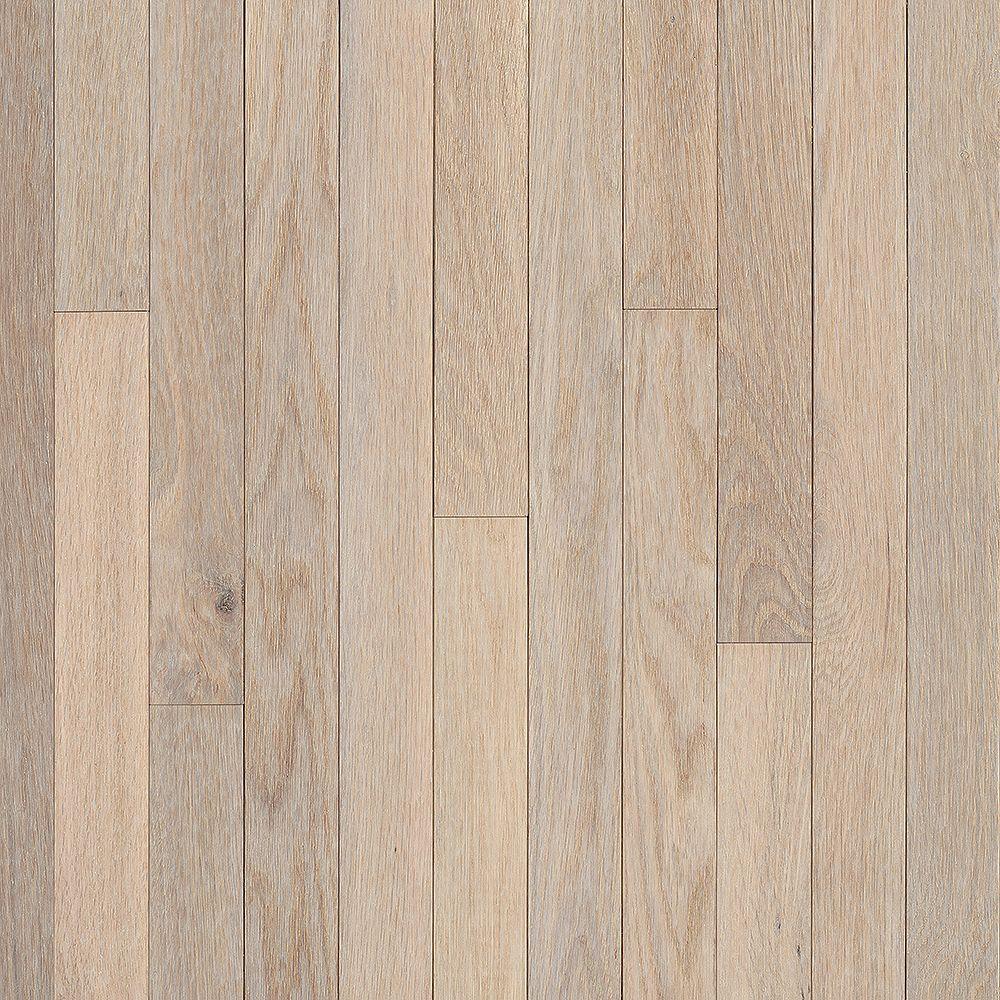 Bruce Oak Sugar White 3 4 Inch Thick X, 3 4 Inch Wood Flooring