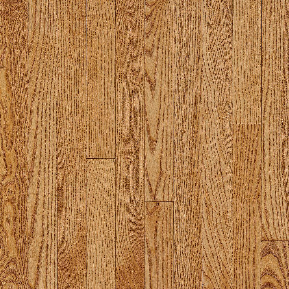 Bruce C/S 7,6x 0,9cm Plancher AO en bois dingénierie chêne Spice Tan - (22 pi. carré par caisse)