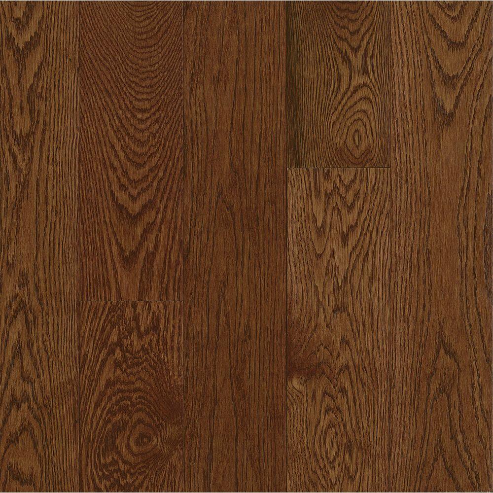 Bruce AO Oak Deep Russet 3/8-inch Thick x 3-inch W Engineered Hardwood Flooring (22 sq. ft. / case)