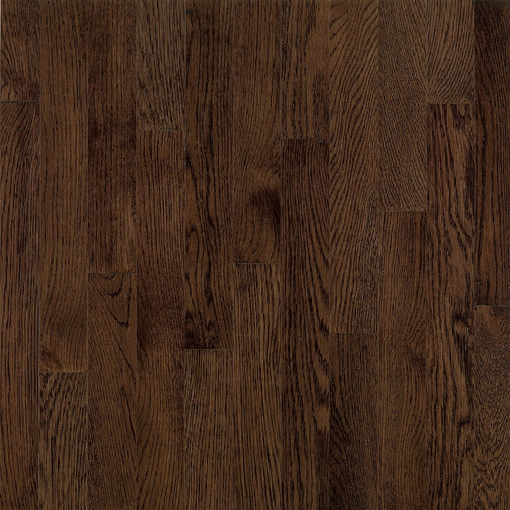 Bruce AO Oak Barista Brown 3/8-inch Thick x 5-inch W Engineered Hardwood Flooring (22 sq. ft. / case)