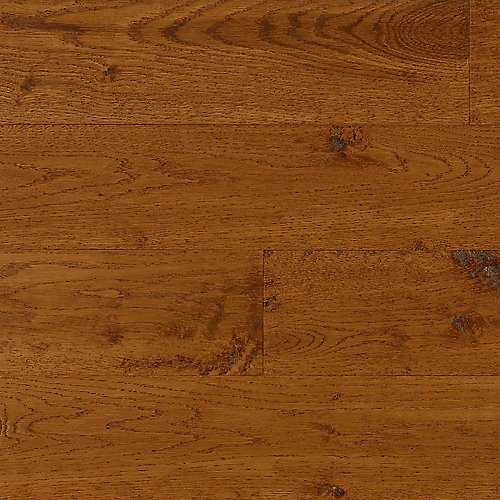 Oak Fall Classic 3/8-inch Thick x 5-inch W AV Handscraped Hardwood Flooring (23.5 sq. ft. / case)