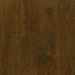 Oak Mocha 3/4-inch Thick x 5-inch W AV Hand-scraped Hardwood Flooring (23.5 sq. ft. / case)