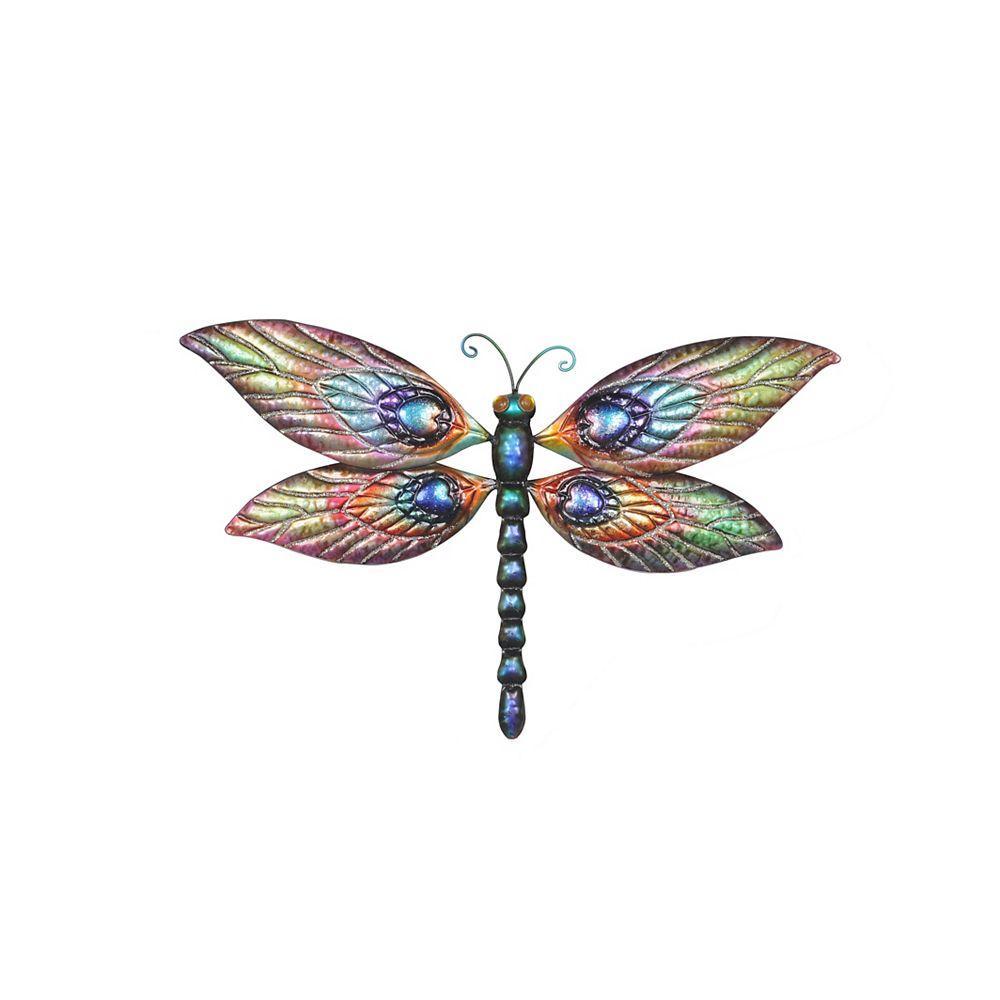 Sunjoy Butterfly Outdoor Wall Decor