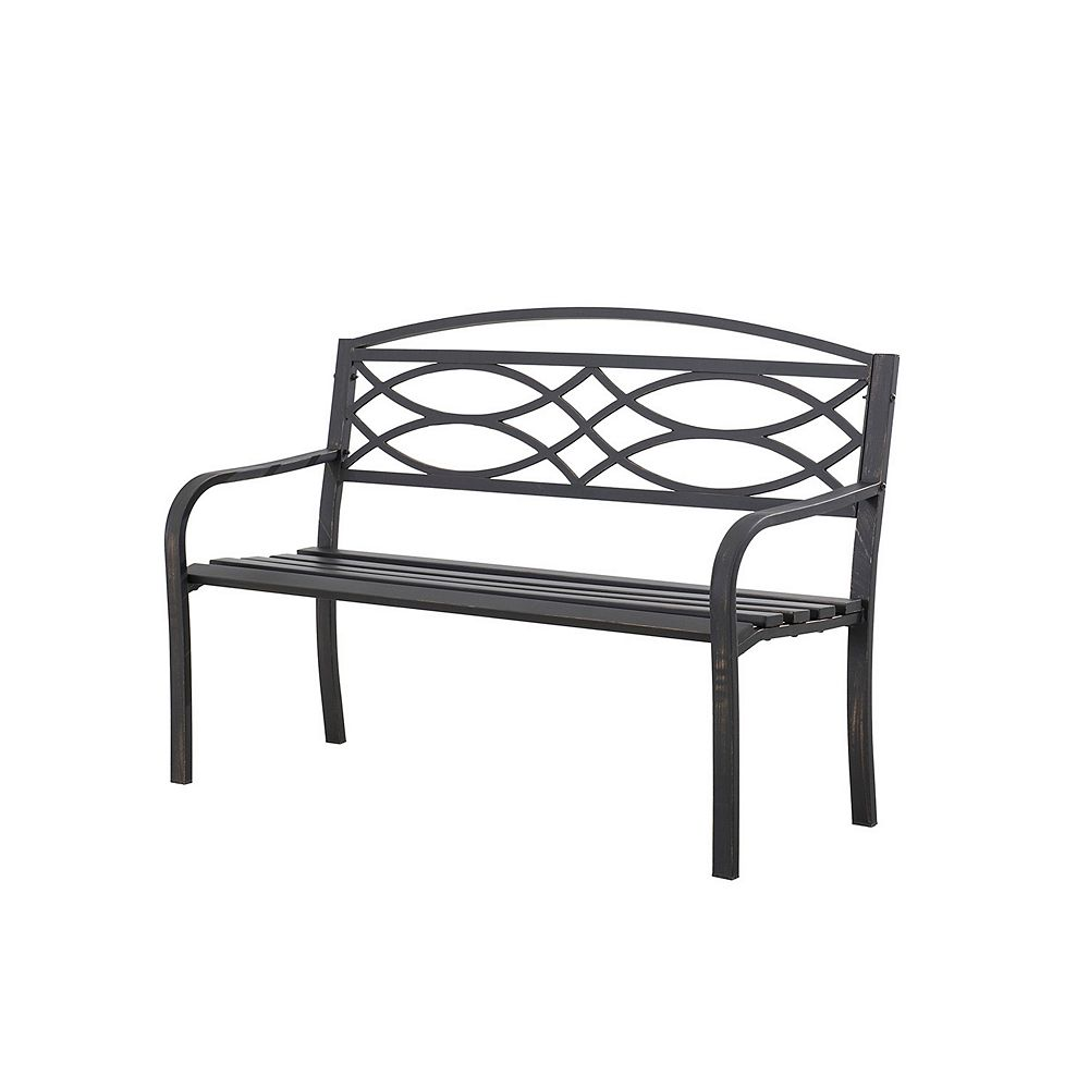 Sunjoy Steel bench