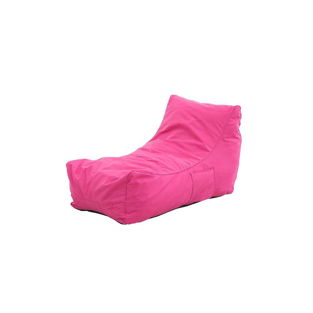 Sunjoy King Chair Lounger Pink