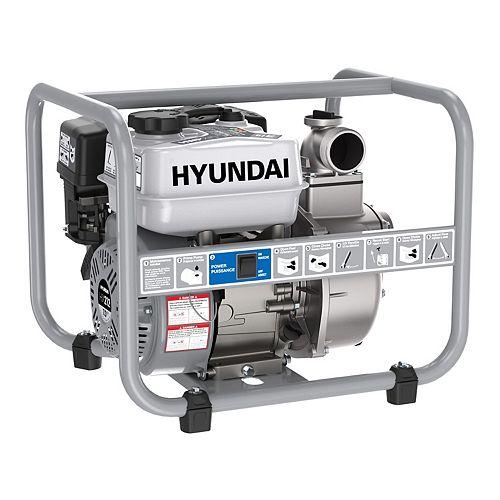 HWP270 2 in Gas Powered 7 HP 212cc Water Pump