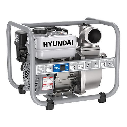 HWP370 3in Gas Powered 7 HP 212cc Water Pump