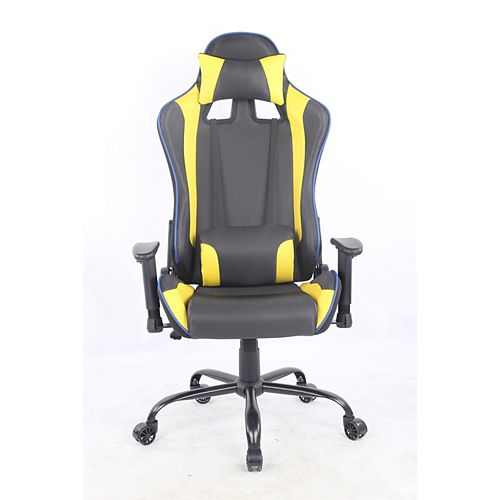 Gaming Chair Yellow