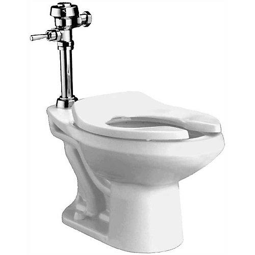 Madera Aquameter Siphon Jet Toilet Elongated
