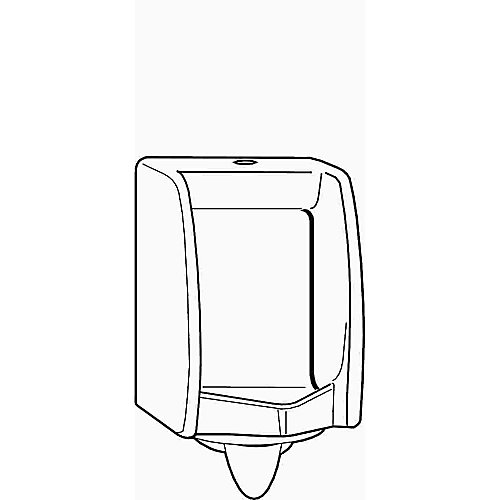Washbrook Washout Urinal