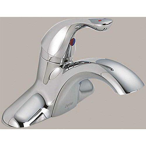 Hdf Hd Single Lever Bathroom Faucet Lead Free
