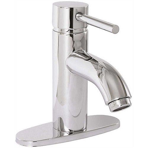 Essen Single-Handle Centerset Lavatory Faucet With Pop-Up, Chrome