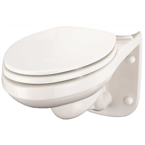 Maxwell Wall Hung Back Outlet Siphon Jet Toilet, Bowl