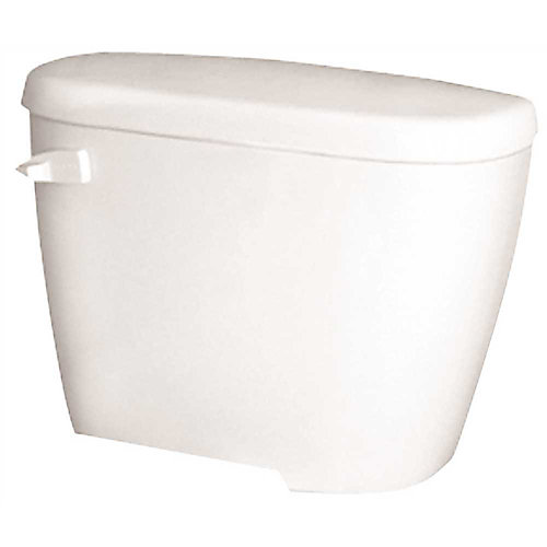 Maxwell Siphon Jet Toilet Tank, 1.6 Gpf, 12 inch Rough-In, White