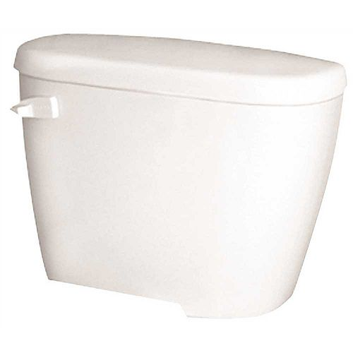GERBER PLUMBING Maxwell Siphon Jet Toilet Tank, 1.6 Gpf, 12 inch Rough-In, White