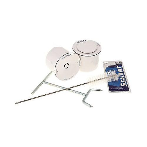 Wes-160 Waterless Urinal Cartridge (20-Pack)
