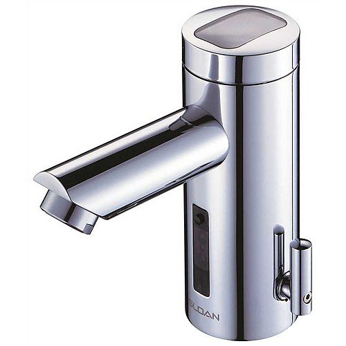 Eaf275-Ism Optima Solar And Battery Powered Bathroom Faucet