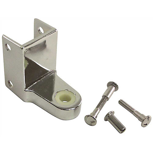 Top Hinge For 1-1/4 inchLaminated Pilaster With Screws