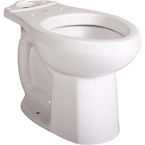 Cadet Pro Right Height Elongated Bowl, White