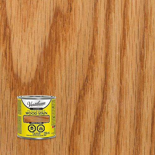 Penetrating Oil-Based Wood Stain in Ipswich Pine, 236 mL