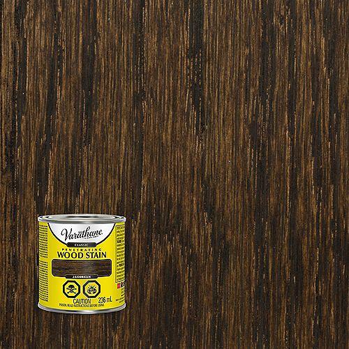 Teinture à bois classique pénétrante à base d'huile à Jacobean, 236 mL