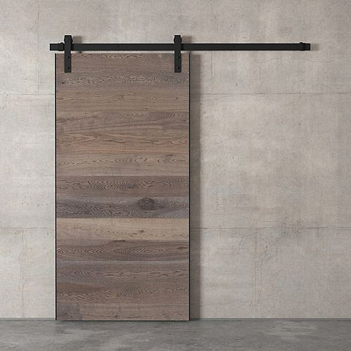 Sierra Barn Door By (Gris)