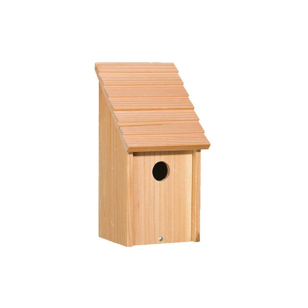 North States High-Rise Bluebird House - Cedar