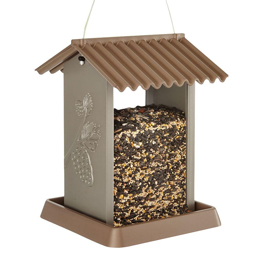 North States Pinecone Birdfeeder - Bronze/Brown (Plastic)
