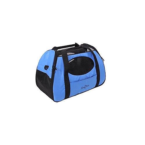 Sac de transport pour animal domestique Carry-Me - Bleu