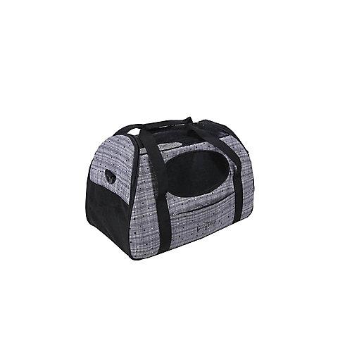 Sac de transport pour animal domestique Carry-Me - Noir