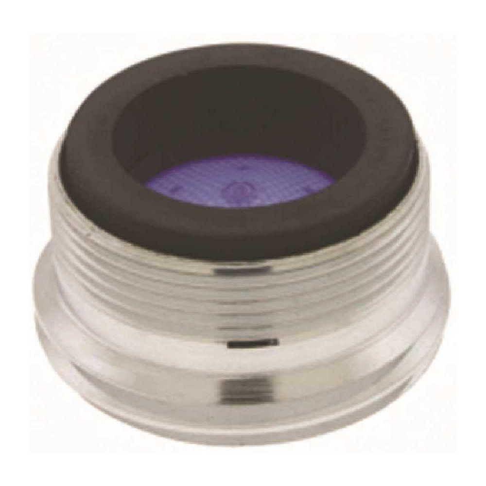 NEOPERL Adaptateur de tuyau, double filetage 15/16 po -27 X 55/64 po -27 X mâle 3/4 po, sans plomb