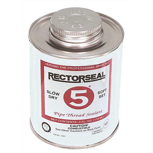 Rectorseal #5 Pipe Thread Sealant Multi-Purpose, Pint