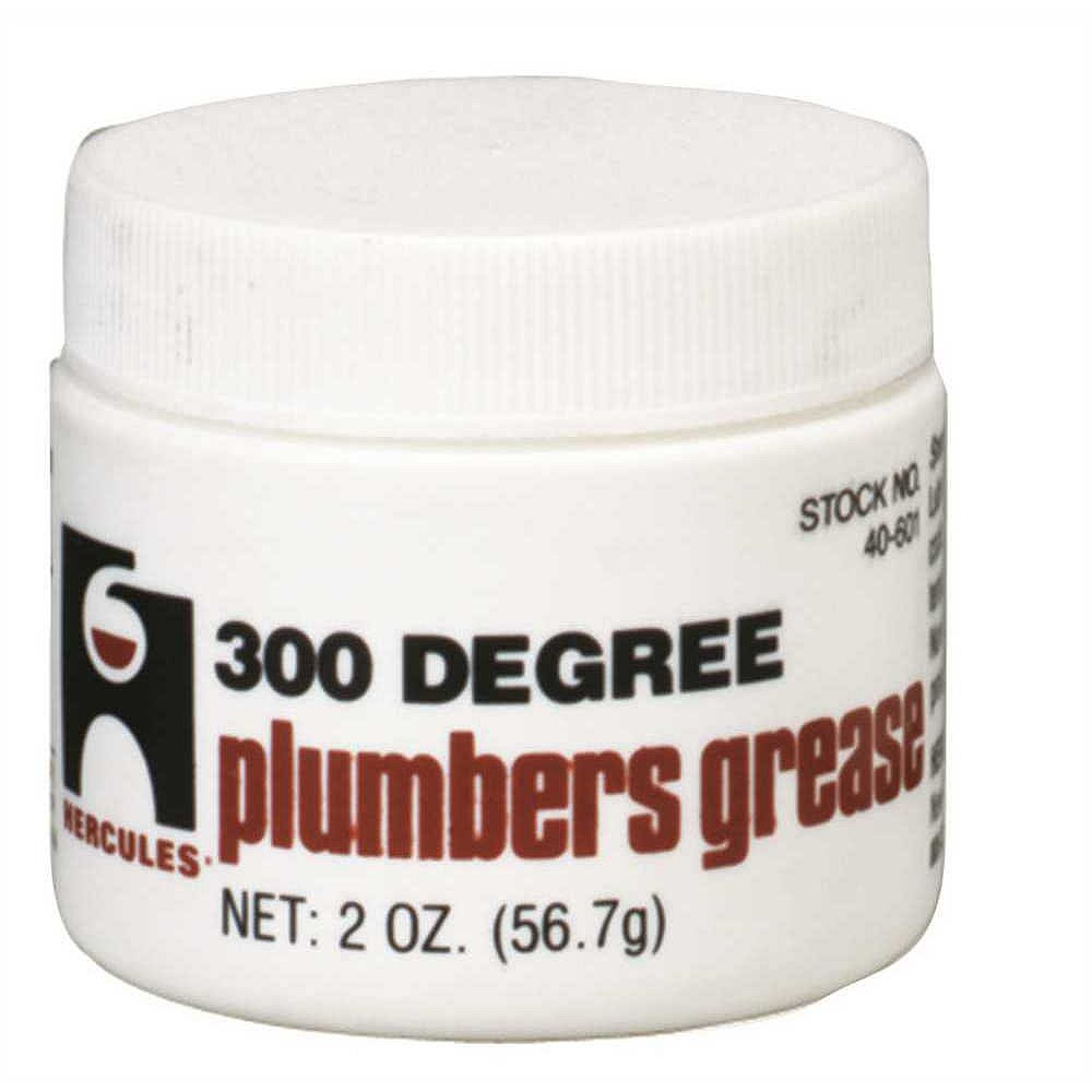 Oatey 300 Degree Plumbers Grease Stem Lubricant 2 Oz.